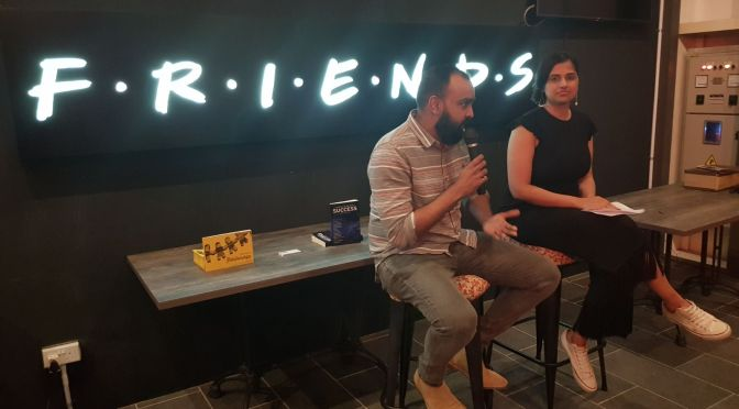 """Watch """"Jeremy Pillai & Pratibha Rai 